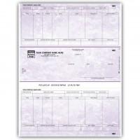 LM331, Marble Laser/Inkjet Payroll Check