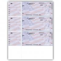 LW001P, Prestige Laser/Inkjet Wallet Size Check