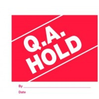 """""""Q.A. HOLD"""""""