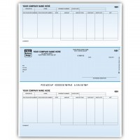 LM231C, Classic Laser/Inkjet Accts. Payable Check