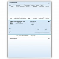 LM301C, Classic Laser/Inkjet Payroll Check