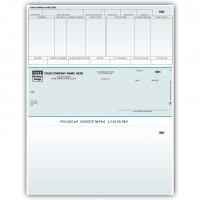 LM305C, Classic Laser/Inkjet Payroll Check