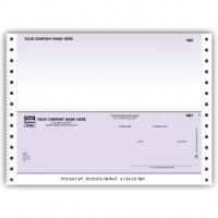 CB164C, Classic Continuous Multipurpose Check
