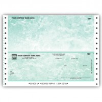 CB164, Marble Continuous Multipurpose Check