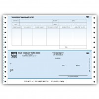 CB245C, Classic Continuous Accounts Payable Check
