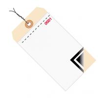 TGB17503 Series Blank Tags - Pre-Wired