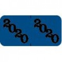 90500 Jeter® Year tab labels