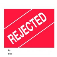 """""""REJECTED"""""""
