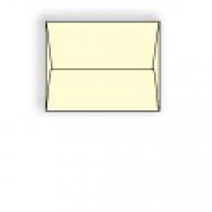 A-6 Creme Prism Announcement Envelope