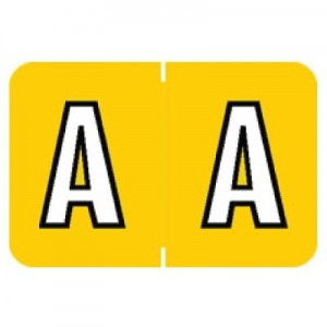 91420 Colwell® Compatible Alphabetical Tabs