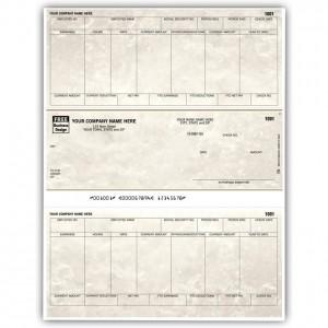 LM330, Marble Laser/Inkjet Payroll Check
