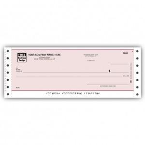 CC155C, Classic Continuous Multipurpose Check