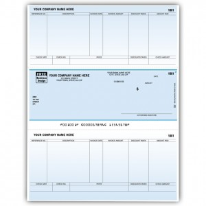 LM275C, Classic Laser/Inkjet Accts. Payable Check