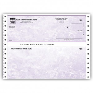 CT153, Marble Continuous Multipurpose Check