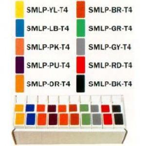 SMEAD CC® compatible color code tabs