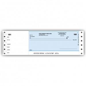 CW002C, Classic Continuous Wallet Size Check