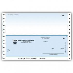 CB103C, Classic Continuous Multipurpose Check
