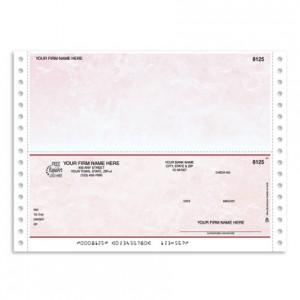 CB114, Marble Continuous Multipurpose Check