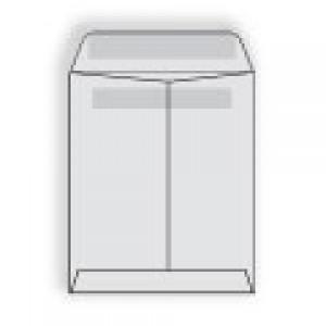 Gray Kraft Open End Catalog with Pres-Stik