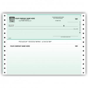 CT153C, Classic Continuous Multipurpose Check