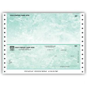 CB164, Marble Continuous Multipurpose Check