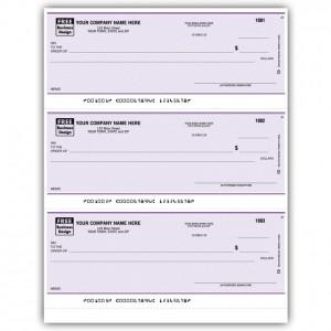 LA104C, Classic Laser/Inkjet Multipurpose Check